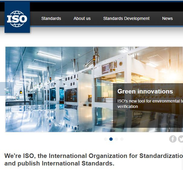 We are ISO 9001:2008 certified!