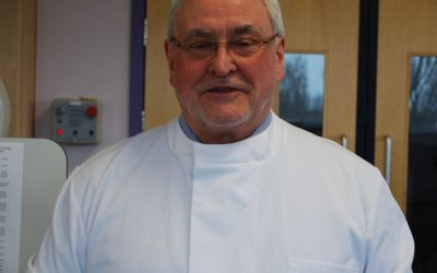 Introducing Professor Peter Dettmar