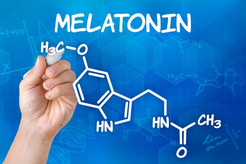 Reflux and natural remedies: Melatonin