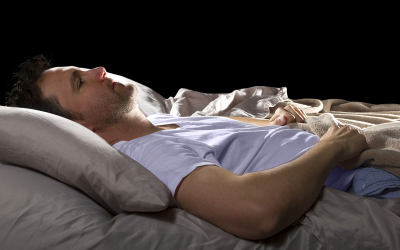 Sleep apnea and reflux disease