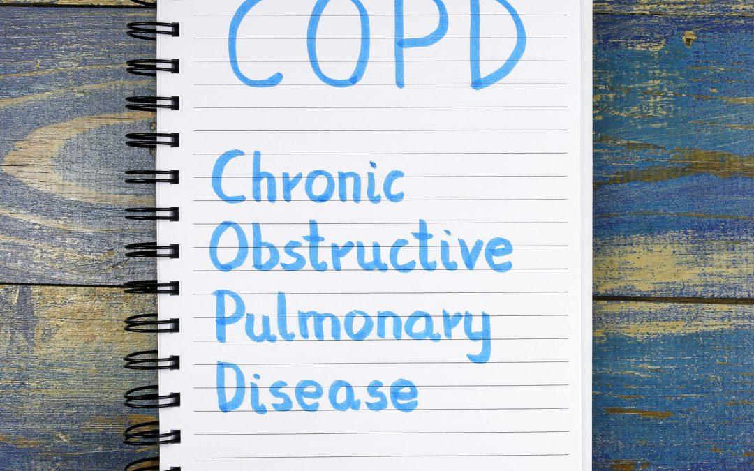 COPD pepsin