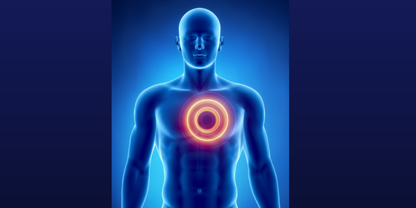 Peptest chest pain