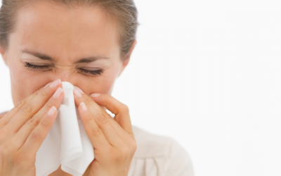 Non-allergic rhinitis and reflux disease