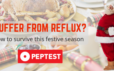 10 reflux tips for Christmas
