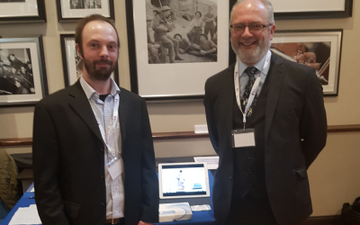 Peptest exhibited at Laryngology Study Day