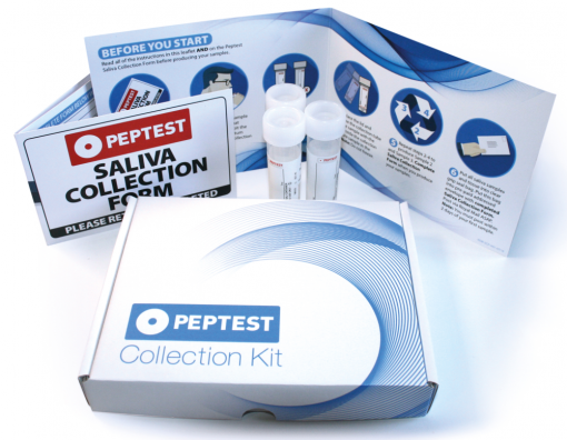 Peptest Collection Kit