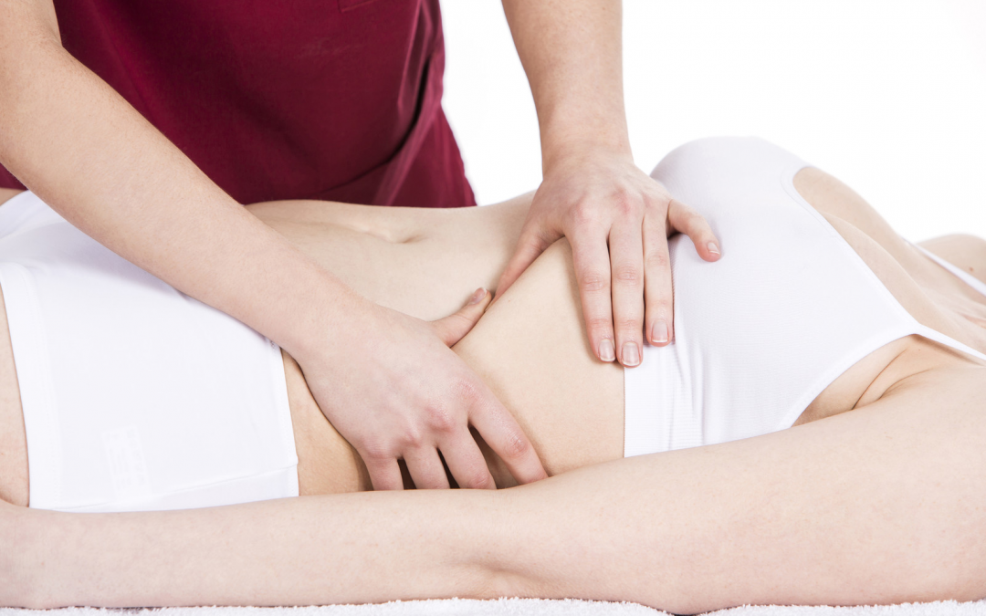 Myofascial massage and treatment of reflux