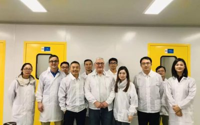 Peptest celebrates official launch in China