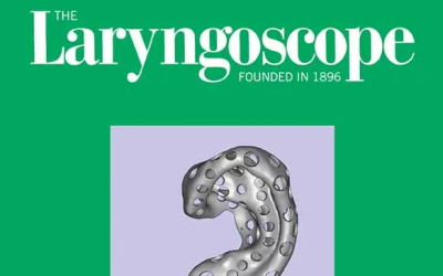 Peptest featured in Laryngoscope medical journal
