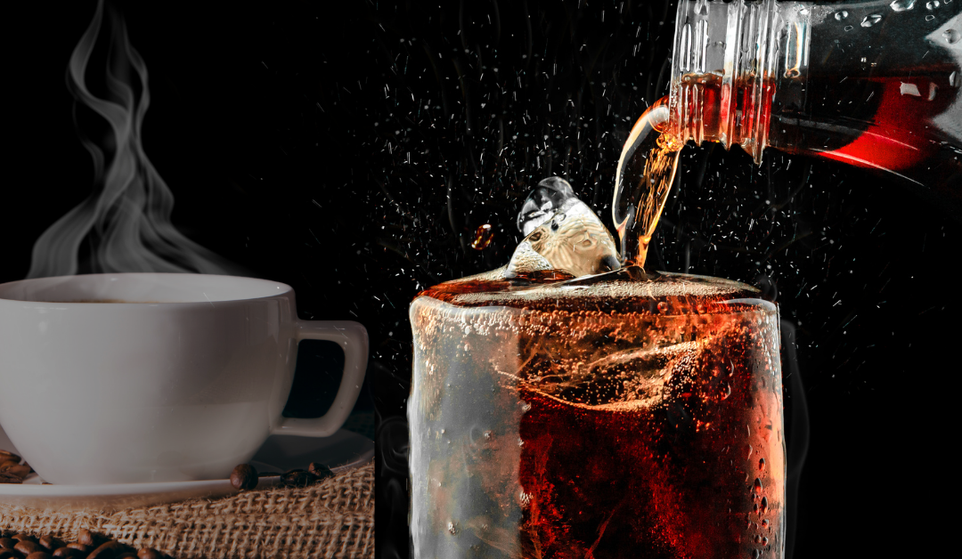 Coffee, tea & soda leads to 'increased reflux' symptoms in older women