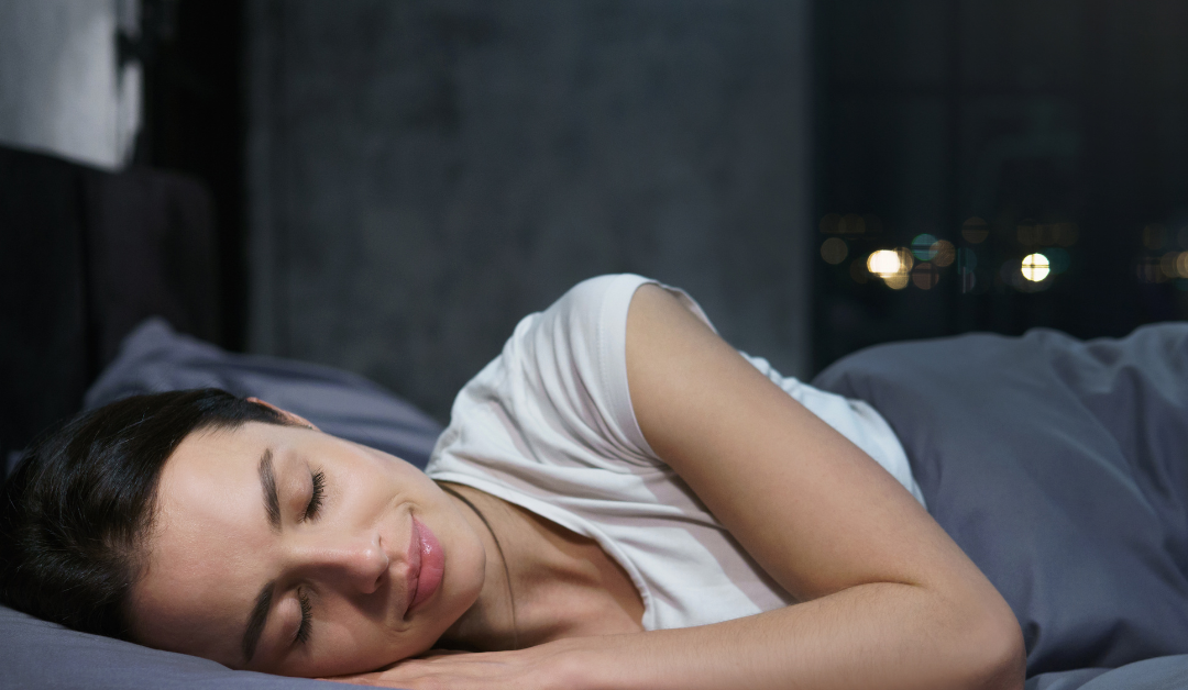 Can training to sleep on the left help tackle reflux?